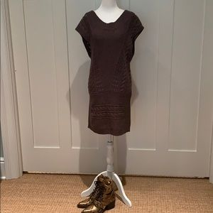 NWOT FREE PEOPLE KNITTED DRESS SIZE M